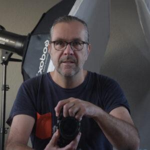Selbstportrait Bernhard